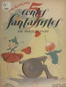 Cinq contes fantaisistes