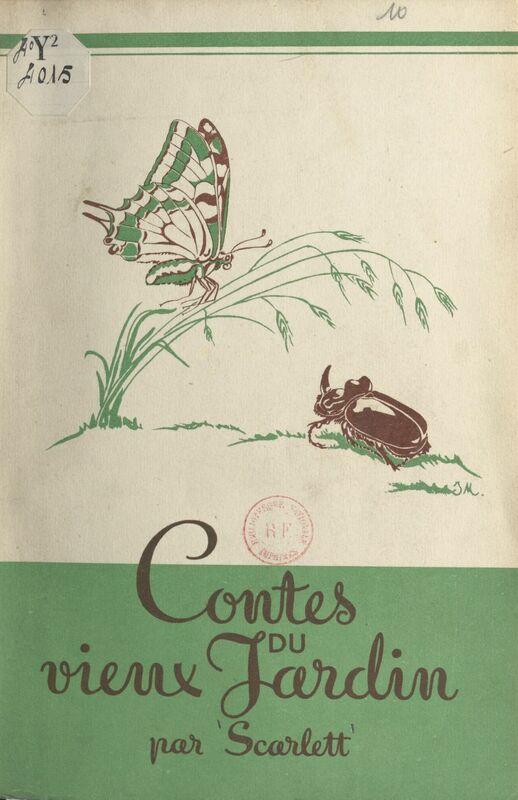 Contes du vieux jardin