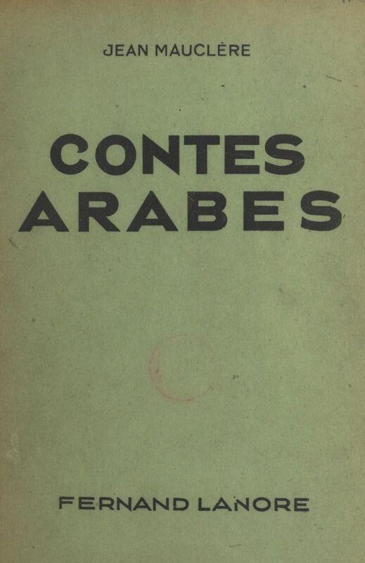 Contes arabes