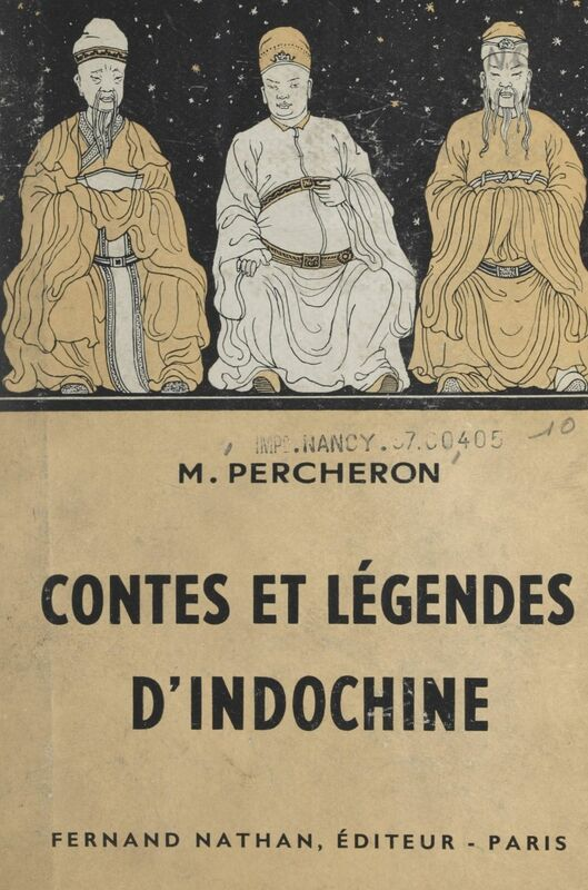 Contes et légendes d'Indochine