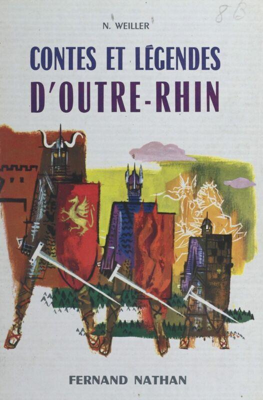Contes et légendes d'outre-Rhin