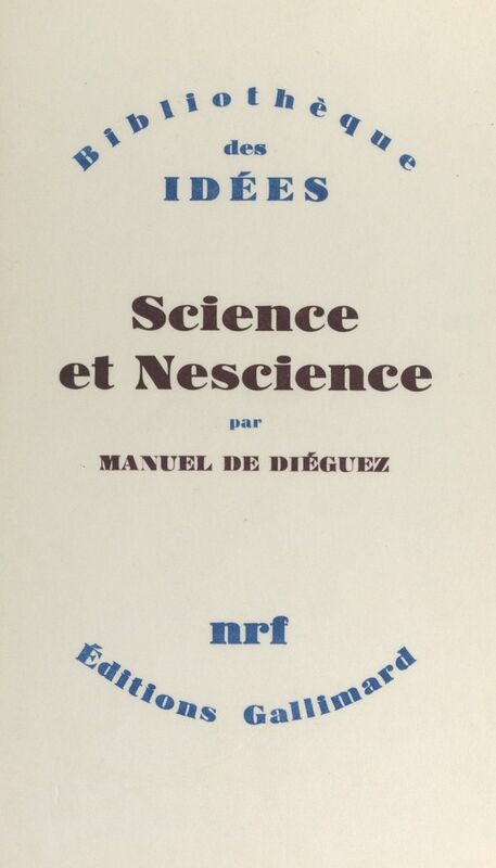 Science et nescience