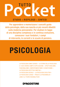 TUTTO POCKET Psicologia