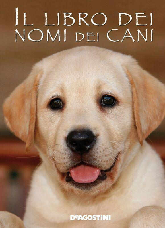 Il libro dei nomi dei cani /