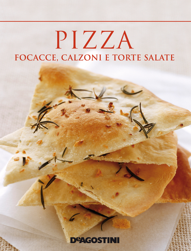 Pizza, focacce, calzoni e torte salate