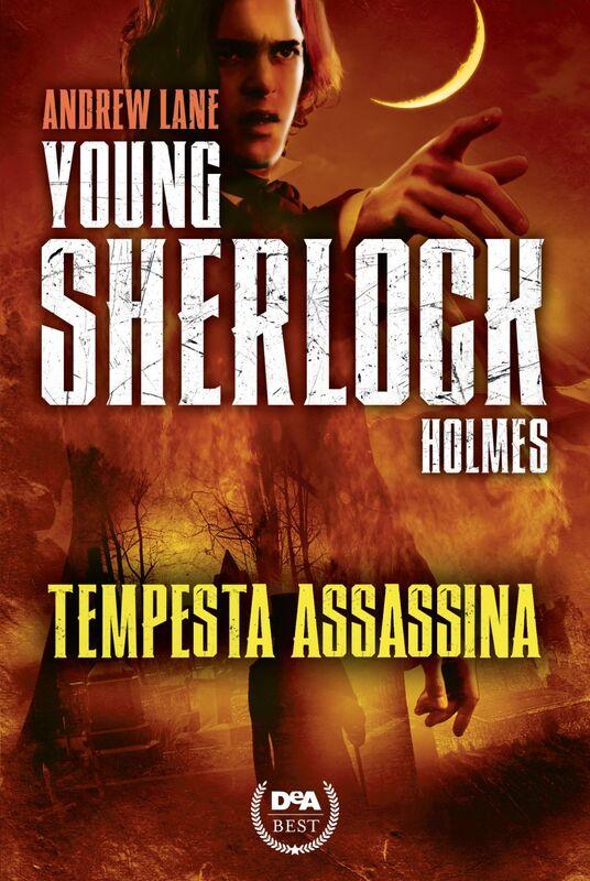 Tempesta assassina. Young Sherlock Holmes