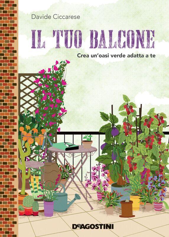 Il tuo balcone Crea un'oasi verde adatta a te