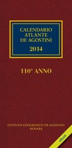 CALENDARIO ATLANTE DE AGOSTINI 2014 - it