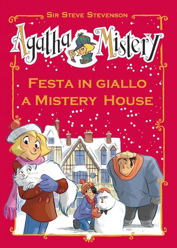 Festa in giallo a Mistery House (Agatha Mistery)