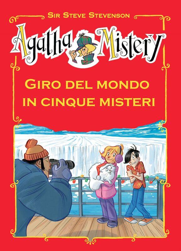 Giro del mondo in cinque misteri (Agatha Mistery)