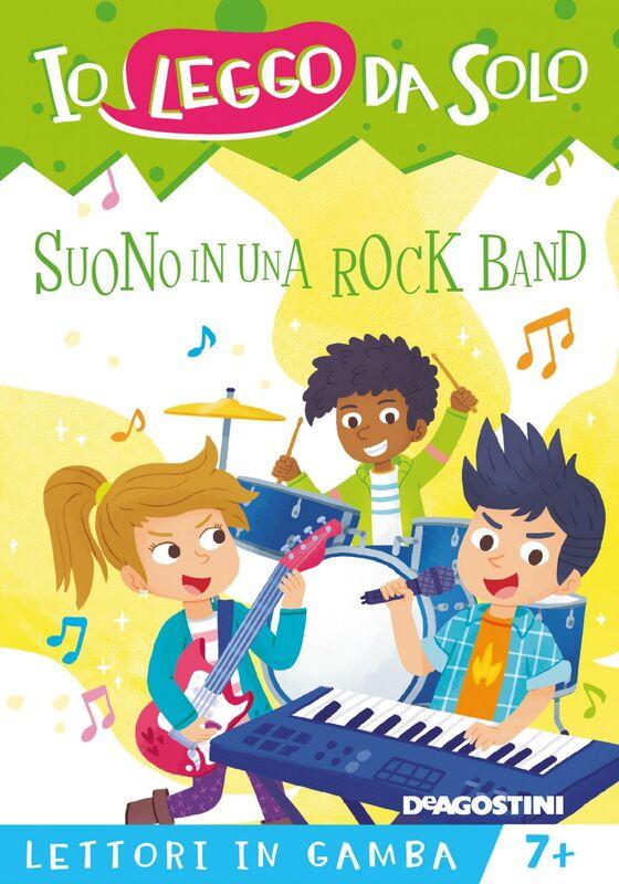 Suono in una rock band