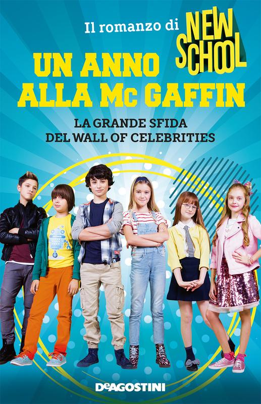 New School. Un anno alla Mc Gaffin La grande sfida del Wall of Celebrities
