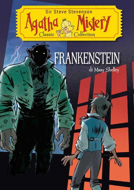 Frankenstein (Agatha Mistery Classic Collection)