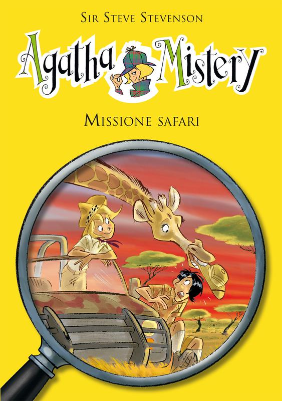 Missione safari. Agatha Mistery. Vol. 8