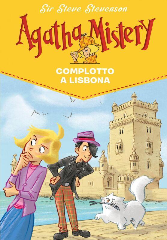 Complotto a Lisbona. Agatha Mistery. Vol. 18