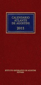 CALENDARIO ATLANTE DE AGOSTINI 2011