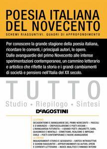 TUTTO Poesia italiana del Novecento