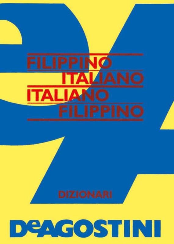 Dizionario Filippino Filippino-Italiano, Italiano-Filippino