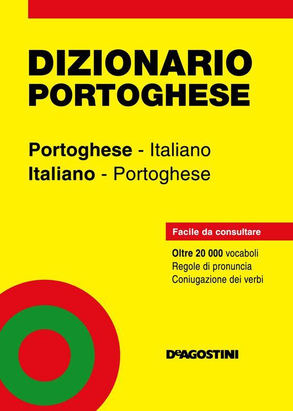 Dizionario Portoghese Portoghese-italiano, italiano-portoghese