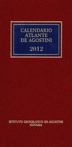 CALENDARIO ATLANTE DE AGOSTINI 2012