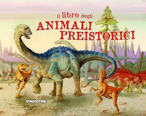 Il più grande libro puzzle degli animali preistorici