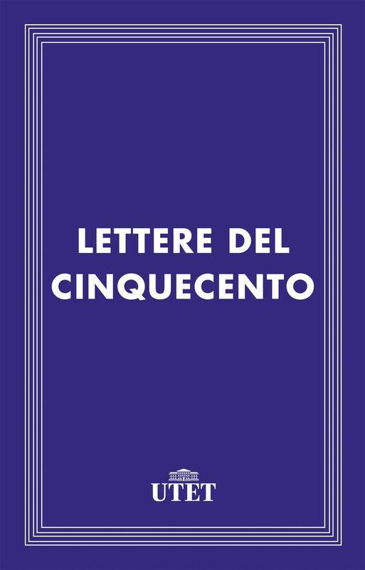 Lettere del Cinquecento