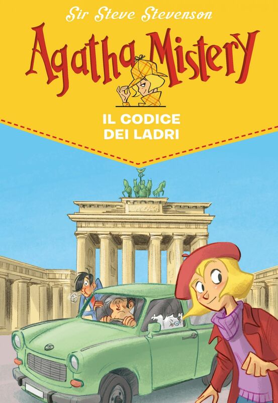 Il codice dei ladri. Agatha Mistery. Vol. 23