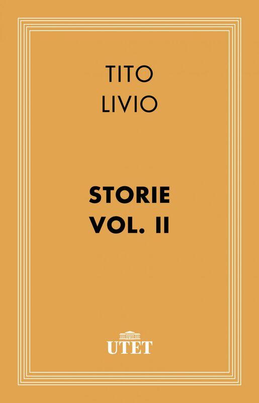 Storie. Vol. II