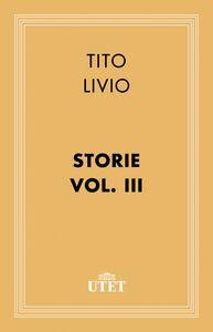 Storie. Vol. III