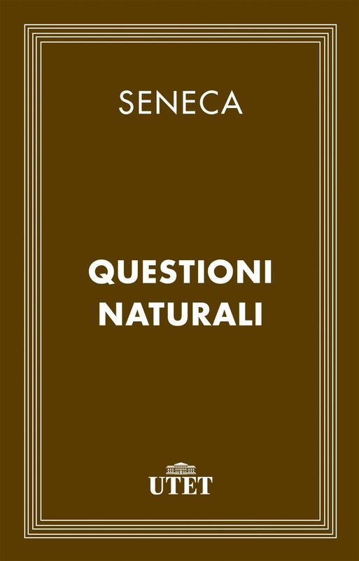 Questioni naturali