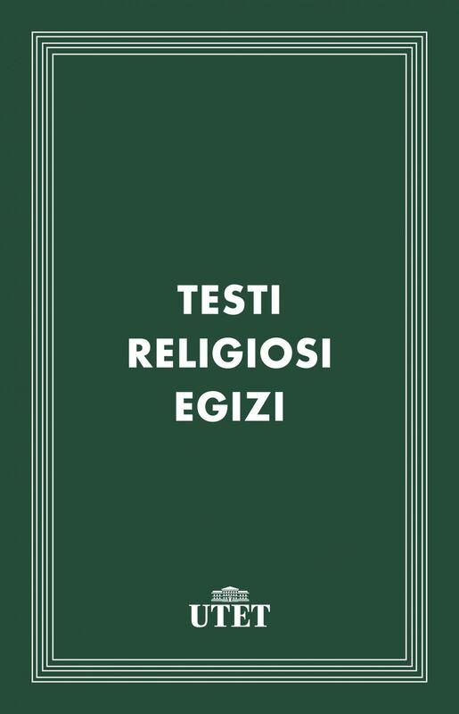 Testi religiosi egizi