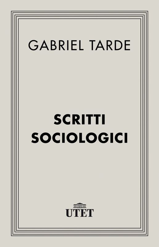 Scritti sociologici