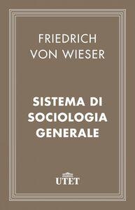 Sistema di sociologia generale