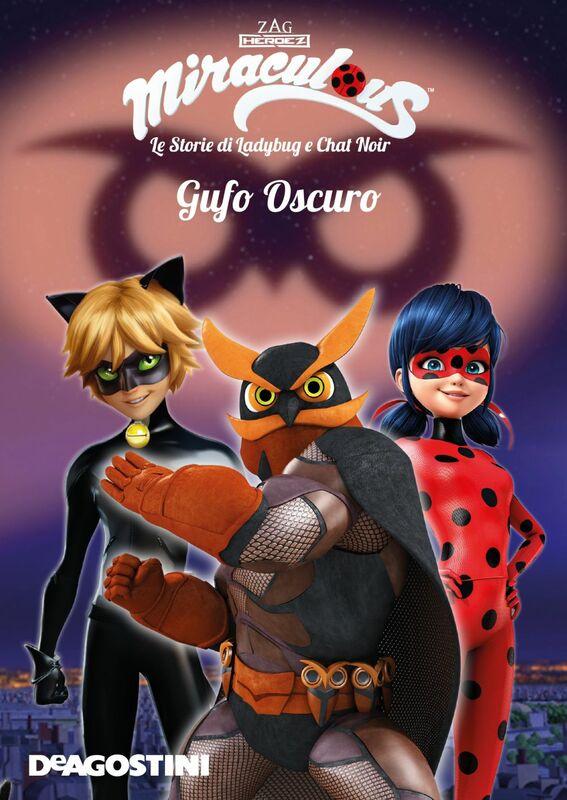 Gufo oscuro (Miraculous: le storie di Ladybug e Chat Noir)