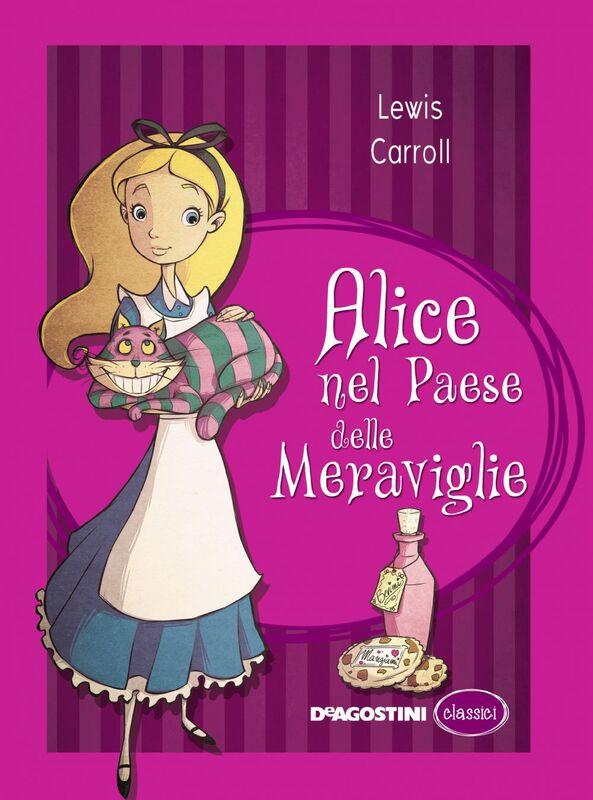 Alice nel paese delle meraviglie (De Agostini)