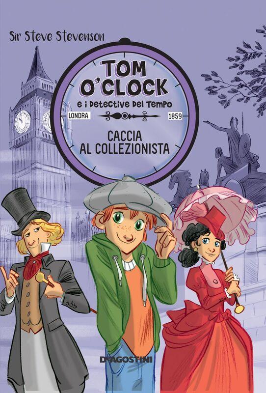 Caccia al collezionista. Tom O'Clock. vol. 6