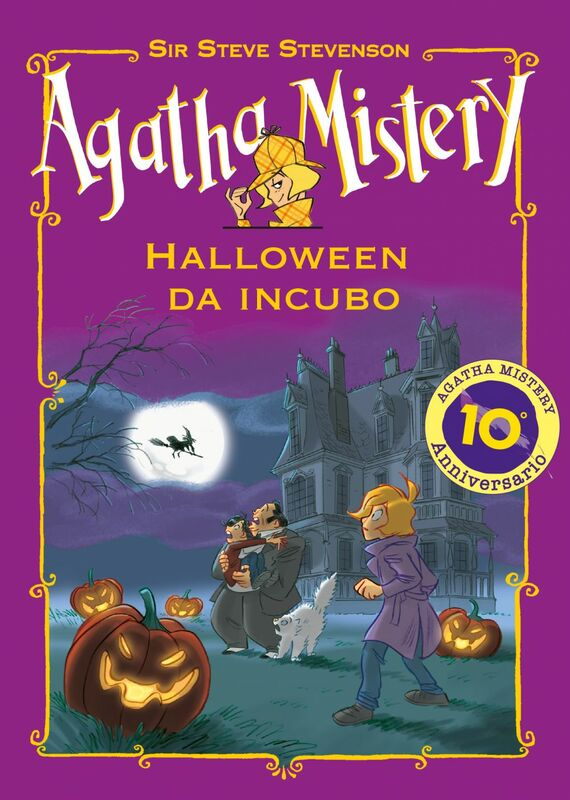 Halloween da incubo. Agatha Mistery
