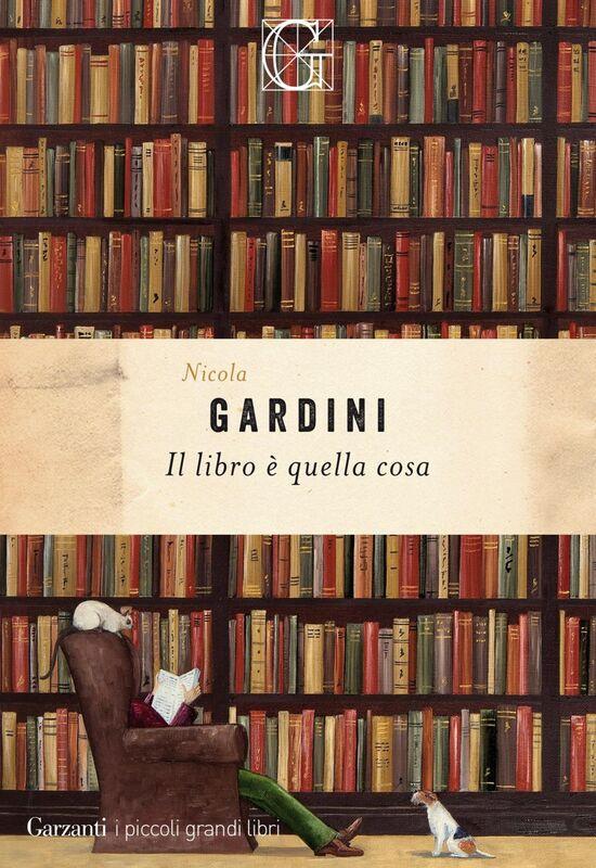 Il libro è quella cosa