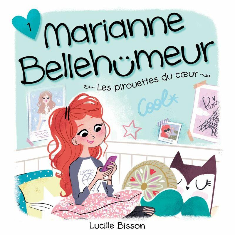 Marianne Bellehumeur Les pirouettes du coeur