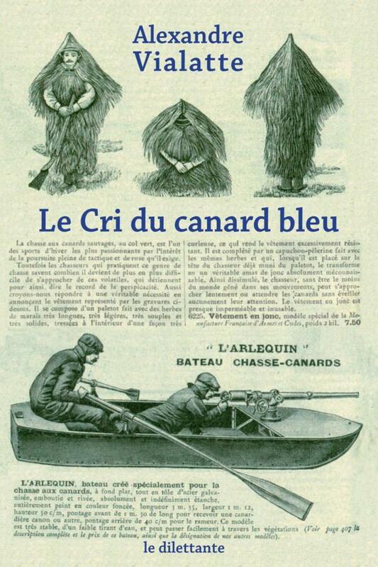 Le Cri du canard bleu