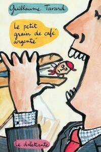 Le Petit Grain de café argenté