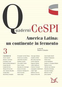 America Latina: un continente in fermento