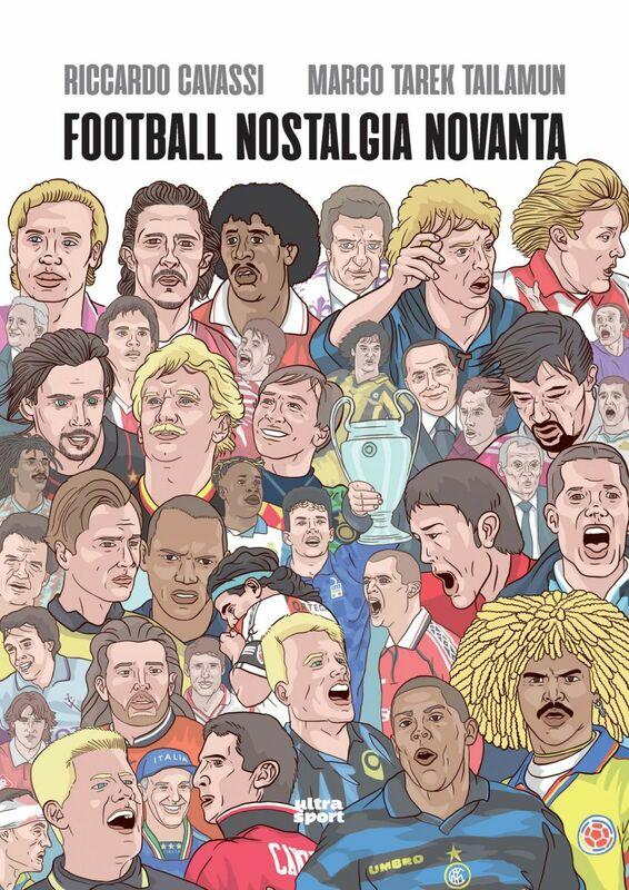 Football nostalgia novanta