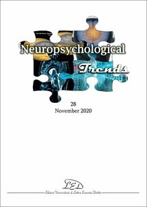 Neuropsychogical Trends 28 - November 2020