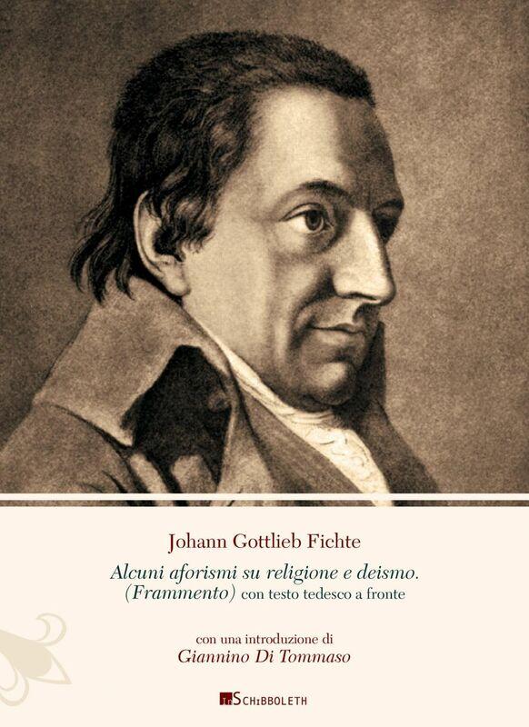 Alcuni aforismi su religione e deismo (Frammento)