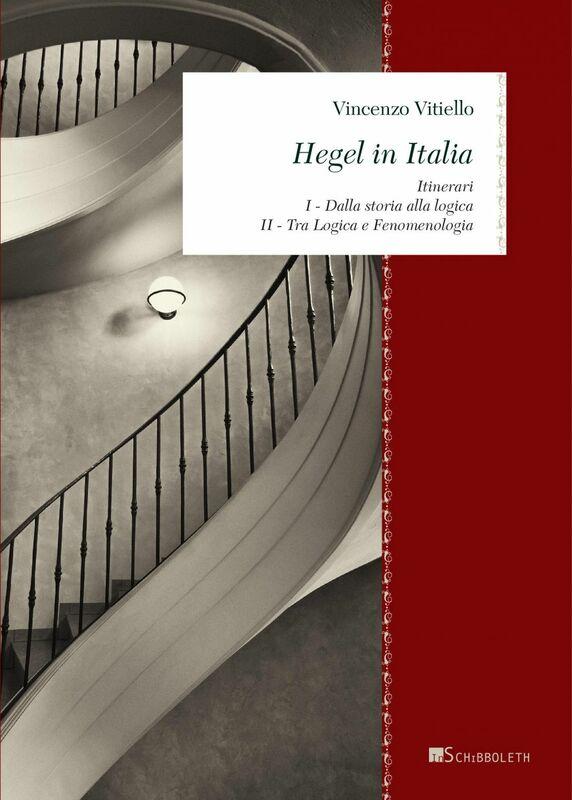 Hegel in Italia Itinerari