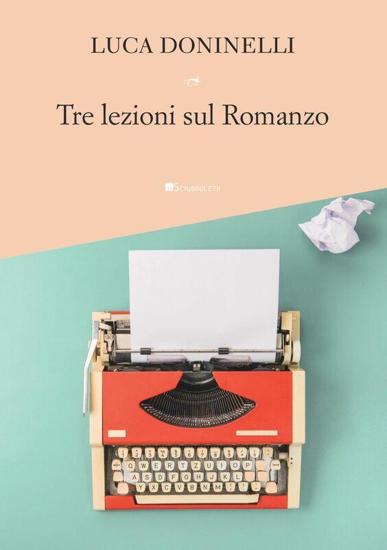 Tre lezioni sul Romanzo