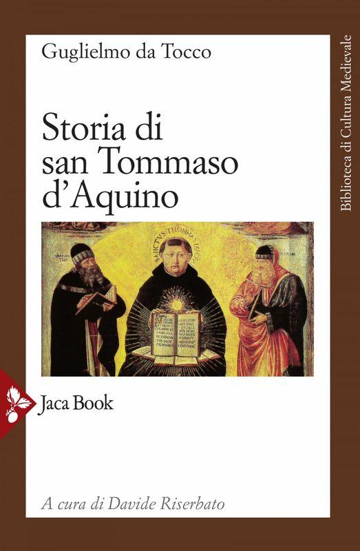 Storia di san Tommaso d'Aquino