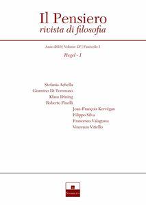 Hegel-1 (2016-1)