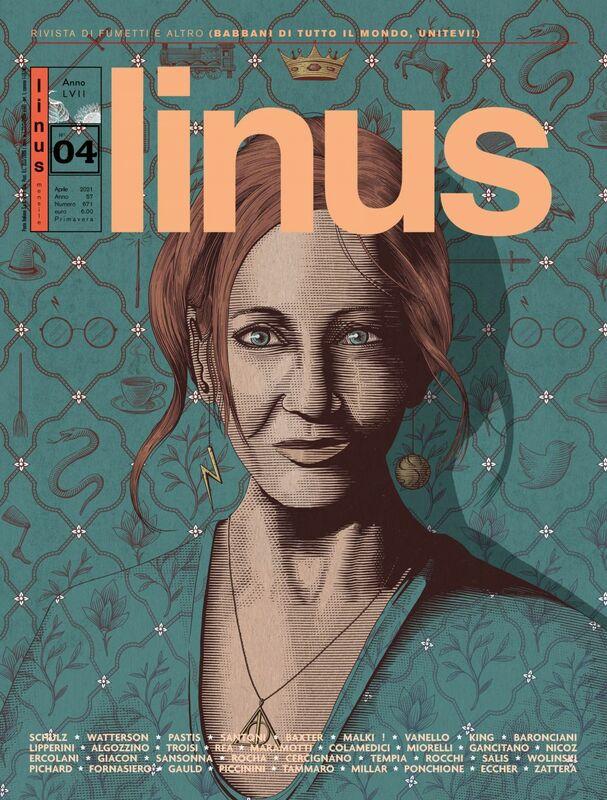 Linus. Aprile 2021
